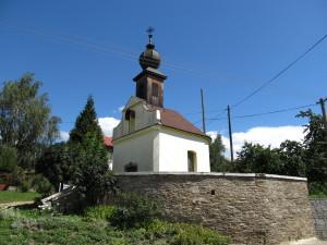 kaplnka sv. jana nepomuckeho