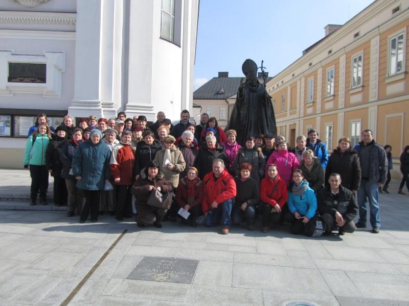 Po stopách Jána Pavla II.