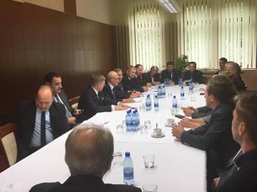 Výjazdové rokovanie vlády SR v Sabinove