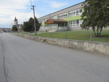 Sanácia havarijných stavov v obci pokračuje.