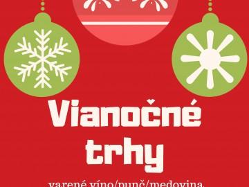 Vianočné trhy v Pečovskej Novej Vsi
