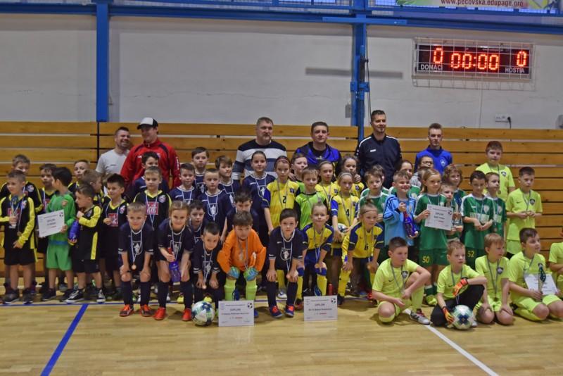 Futbalový turnaj U-9 – 23.2.2020