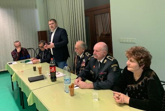 Výročná členská schôdza DHZ 15.02.2020