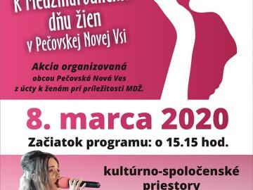 08.03.2020 Akadémia k MDŽ