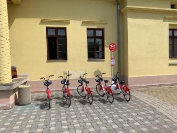 Zdieľanie bicyklov pre širokú verejnosť